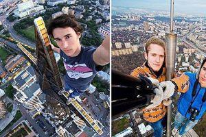 Chết người do selfie ngày càng tăng trên toàn cầu