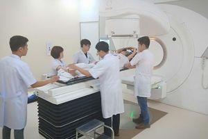Thái Bình triển khai kỹ thuật xạ trị ung thư hiện đại hàng đầu cả nước