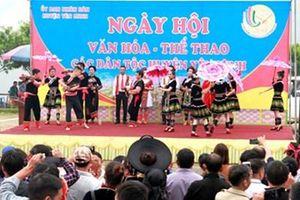 Khai mạc Ngày hội Văn hóa, Thể thao các dân tộc huyện Yên Minh (Hà Giang)