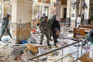 Sri Lanka tiêu diệt nhiều nghi phạm khủng bố