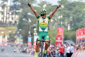 Cúp xe đạp Truyền hình: Ngô Văn Phương giành chiến thắng vòng Hồ Xuân Hương