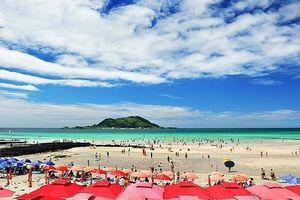 Những bãi biển mùa Hè đẹp nhất tại Hàn Quốc