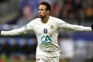 Chung kết Cúp Quốc Gia Pháp: Neymar ghi bàn, PSG vẫn không thể chiến thắng