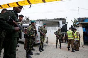 Đụng độ ác liệt tại Sri Lanka