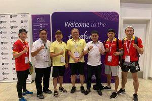 Bốc thăm thuận lợi cho các võ sỹ muay Việt Nam