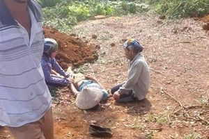 Tranh chấp đất đai, đâm chết 2 người em của vợ cũ