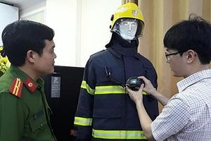Lực lượng PCCC Việt Nam tiếp nhận 300 camera phát hiện nhiệt