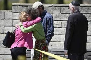 Xả súng vào giáo đường Do thái ở Mỹ, 4 người thương vong