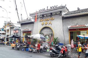 Đại ca giang hồ được người Sài Gòn thờ như Thành Hoàng