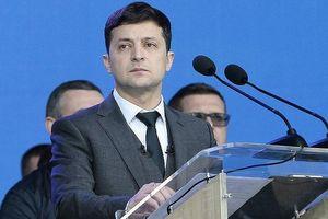 Tổng thống đắc cử Ukraine 'sẵn sàng đối thoại với Nga' để giảm căng thẳng