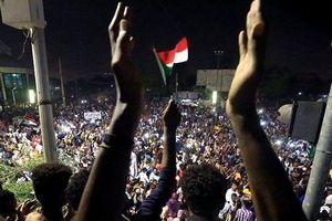 Phe đối lập Sudan, Hội đồng quân sự đồng ý thành lập hội đồng chung