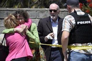 Xả súng kinh hoàng vào thánh đường Do Thái ở Mỹ, 4 người thương vong