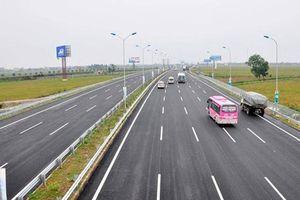 Năm 2021, xuyên Việt bằng đường cao tốc