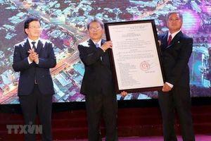 Thành phố Bến Tre được công nhận là đô thị loại II