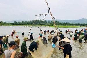 Hà Tĩnh: Độc đáo Lễ hội đánh cá Đồng Hoa