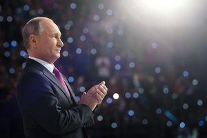 Quốc tế nổi bật: Putin muốn thu phục Ukraine?