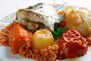Những đặc sản Tây Phi ngon từ hình thức đến hương vị
