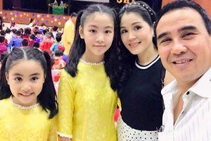 Hai con gái của Quyền Linh không chỉ xinh đẹp mà còn nhiều tài lẻ