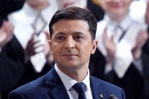 Tổng thống đắc cử Ukraine sẵn sàng đàm phán để 'cùng tồn tại' với Nga