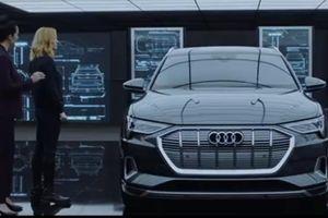 Những điều chưa được bật mí về 'siêu xe' Audi e-tron GT trong Avengers: Endgame
