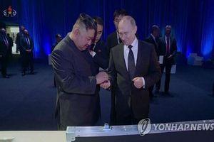 Truyền thông Triều Tiên ca ngợi cuộc gặp thượng đỉnh Kim - Putin