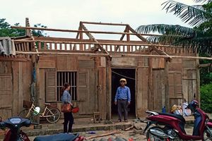 Giông, lốc, mưa đá gây nhiều thiệt hại ở Lào Cai, Thanh Hóa