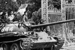 Ảnh độc: 48 giờ trước thời khắc giải phóng miền Nam 30.4.1975