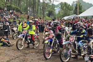 Hà Giang lần đầu tổ chức giải đua xe ô tô, mô tô địa hình