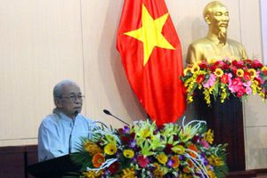 Ra mắt hồi ký 'Sáu mươi năm trên đường cách mạng' của nhà lão thành cách mạng Lâm Quang Thự