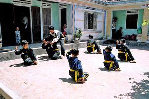 Có một trường thi Tiến sĩ võ ở Bình Định