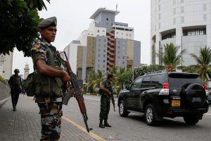 Sri Lanka báo động nguy cơ đánh bom tự sát hàng loạt chùa