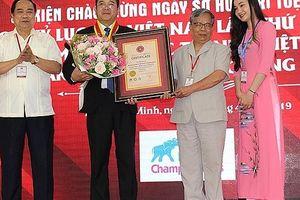 Mường Thanh được công nhận là chuỗi khách sạn tư nhân lớn nhất Đông Dương