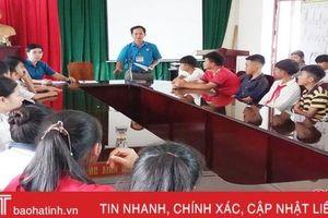 Phân luồng sau THCS ở Hà Tĩnh: Khó đạt mục tiêu đề ra