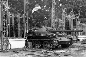 Những 'thước phim' lịch sử về chiến thắng mùa Xuân 1975