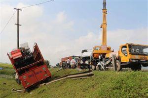 Ba ngày nghỉ lễ, 58 người chết vì tai nạn giao thông