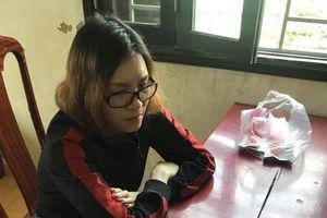 Bắt 'nữ quái' Nghệ An vào hành nghề móc túi tại chợ Hà Tĩnh