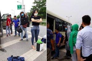 Vụ 'xe dù' treo biển Yên Bái bỏ khách trên đường Cao tốc Nội Bài-Lào Cai: Nhà xe xin gửi lại tiền