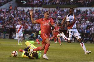 Vallecano 1-0 Real Madrid: Khát vọng tạo khác biệt