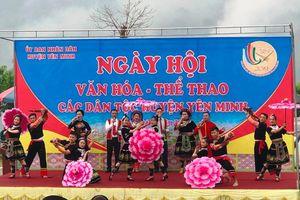 Yên Minh khai hội tạo sức hút du khách
