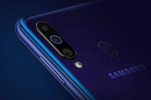 Samsung Galaxy A60: 3 camera sau, chip S675, RAM 6 GB, giá hơn 5 triệu