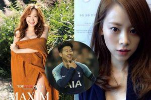 Ngắm dàn mỹ nhân nguyện 'xin chết' vì Son Heung-min