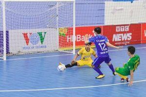 Giải Futsal VĐQG 2019: Thái Sơn Nam trở lại cuộc đua vô địch