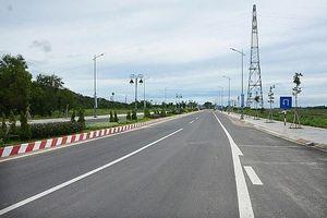Quảng Ngãi chi 800 tỷ đồng triển khai dự án đường Dung Quất-Sa Huỳnh, giai đoạn IIa