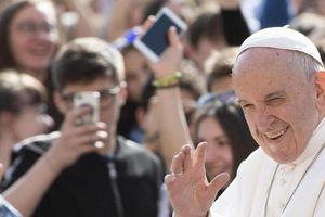 Giáo hoàng quyên góp 500.000 đô la cho người di cư Mexico
