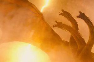 Bàng hoàng trước trận đại chiến hủy diệt trong Chúa Tể Godzilla