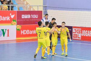Giải Futsal HDBank VĐQG 2019: Trọn niềm vui cho các đội bóng TP.HCM