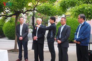 Đại sứ quán Việt Nam tại Trung Quốc kỷ niệm ngày lễ 30/4 và 1/5