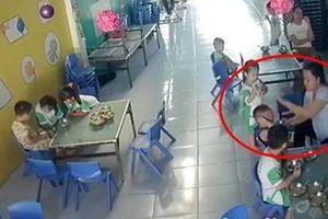 Vụ bé trai ở Long An bị bảo mẫu đánh trong lúc ăn: Cục Trẻ em yêu cầu đình chỉ hoặc giải thể cơ sở mầm non