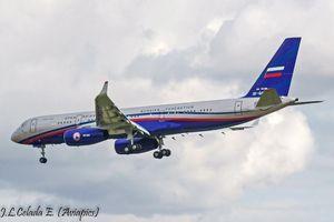 Tu-214ON Nga bay do thám căn cứ hạt nhân Mỹ