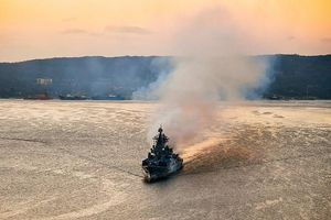 Hải quân Nga - Trung Quốc tập trận chung quy mô lớn